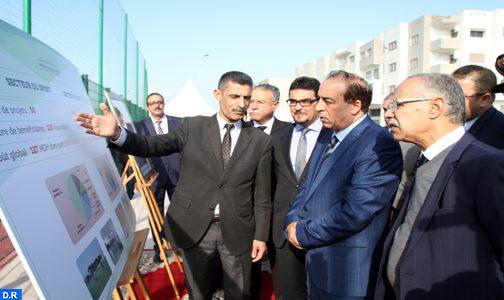 السيد عبيابة يؤكد على ضرورة استحضار البعد التنموي الشامل في كافة الأوراش الثقافية والرياضية