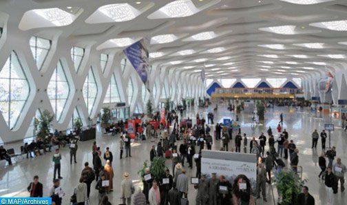 ارتفاع حركة النقل الجوي بنسبة 8 في المائة خلال يناير الماضي