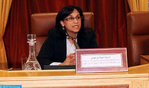 المجلس الوطني لحقوق الإنسان توصل بـ 3150 شكاية وطلب خلال سنة 2019