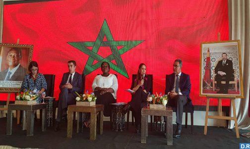 السيدة بوشارب تستعرض بأبيدجان حصيلة المنجزات المغربية في التدبير الحضري على صعيد القارة الإفريقية