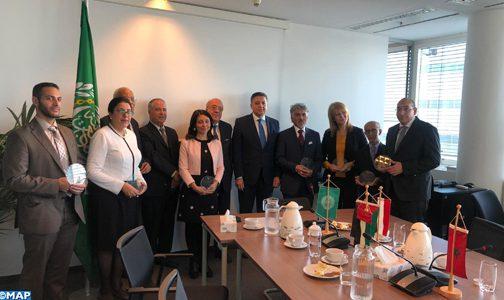 تكريم الخبيرة المغربية بالوكالة الدولية للطاقة الذرية نجاة مختار