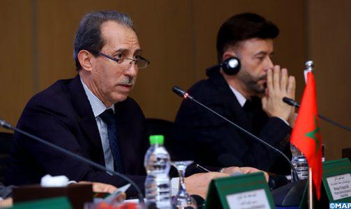 """مجموعة الاتفاق الرباعي """"نموذج ناجح"""" في مجال التعاون الدولي لمكافحة الإرهاب"""