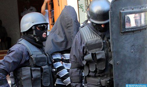 """إيقاف متطرف بمكناس موالي لتنظيم """"الدولة الإسلامية"""" كان بصدد التخطيط لتنفيذ عملية انتحارية"""