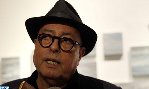 """الفنان التشكيلي فؤاد بلامين يعرض آخر إبداعاته في الدار البيضاء تحت عنوان """"شظايا الحياة"""""""