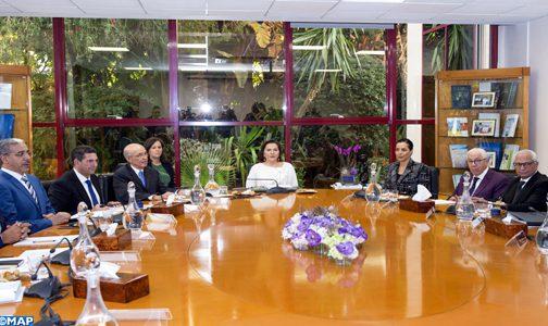 صاحبة السمو الملكي الأميرة للا حسناء تترأس مجلس إدارة مؤسسة محمد السادس لحماية البيئة