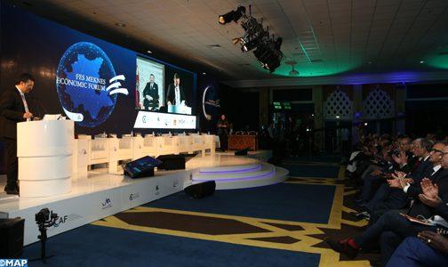 افتتاح الدورة الثالثة للمنتدى الاقتصادي لفاس مكناس
