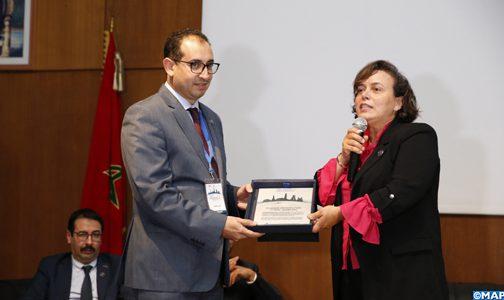 الاتحاد العام لمقاولات المغرب يحصل على جائزة جواد الجاي للصحة في العمل