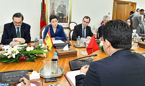 ليبيا.. التحالف الدولي يستلزم مساهمة فاعلين مثل المغرب (وزيرة الخارجية الاسبانية)