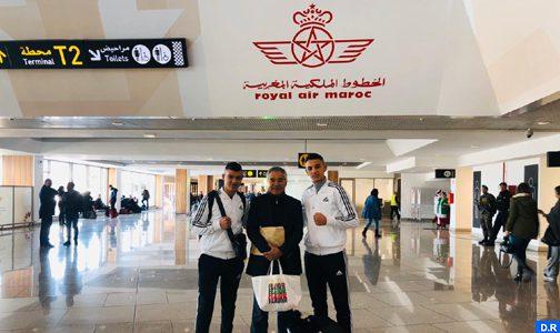 المنتخب المغربي للفتيان ذكورا يشارك في البطولة العربية للملاكمة بالكويت