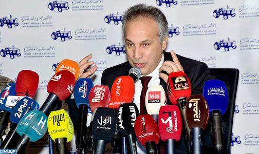 خمسة مترشحين يتنافسون على منصب الأمين العام لحزب الأصالة والمعاصرة