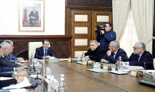 مجلس الحكومة يصادق على مقترحات التعيين في مناصب عليا