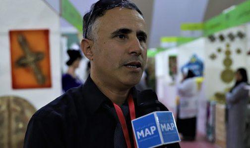 يوسف شيتاتي .. صانع تقليدي متعدد المواهب شغوف بالفن البيئي
