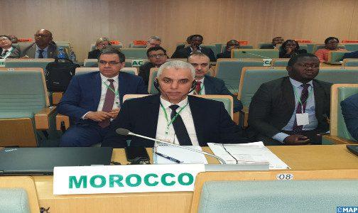 """الاجتماع الطارئ للاتحاد الإفريقي بشأن """"كورونا""""..المغرب يؤكد انخراطه على الصعيد القاري للإفادة من تجربته وخبرته"""