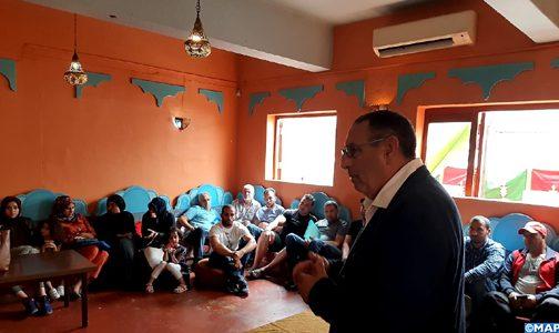 جنوب إفريقيا.. قنصلية متنقلة لفائدة أفراد الجالية المغربية بكيب تاون