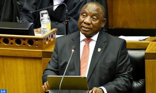 """جنوب إفريقيا .. المعارضة تنتقد تضييع رامافوزا الفرصة ليكون """"أكثر حسما"""" عندما يتعلق الأمر بإدارة الشركات المملوكة للدولة"""