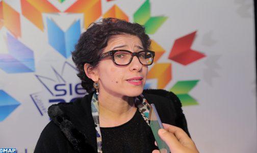 """المغرب هو الدولة العربية الإسلامية """"الوحيدة"""" التي تهتم بإرثها الثقافي العبري (السيدة رحيحل)"""