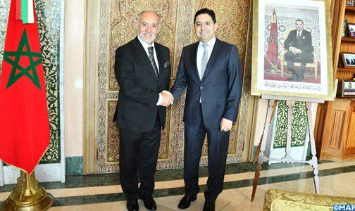 المغرب والشيلي مدعوان إلى تعزيز تعاونهما الاقتصادي (مسؤول شيلي)
