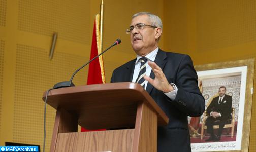 السيد بنعبد القادر.. هناك مجهود كبير في مجال تحصيل الغرامات والإدانات النقدية في مشروع ميزانية السنة المالية 2021