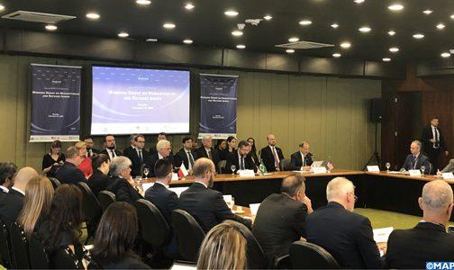 برازيليا .. افتتاح اجتماع مجموعة العمل حول القضايا الانسانية واللاجئين بمشاركة المغرب