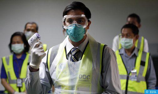 الصين تسجل 5090 إصابة مؤكدة بفيروس كورونا و121 وفاة جديدة