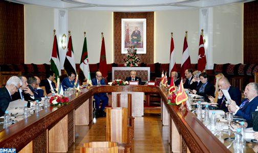 لجنة برلمانية أورو متوسطية تبحث بالرباط موضوع التنوع الثقافي واللغوي في المنطقة
