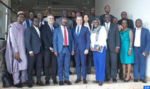 السيد الحافيظي يقدم بكامبالا الحصيلة الايجابية للرئاسة المغربية للجمعية الإفريقية للماء
