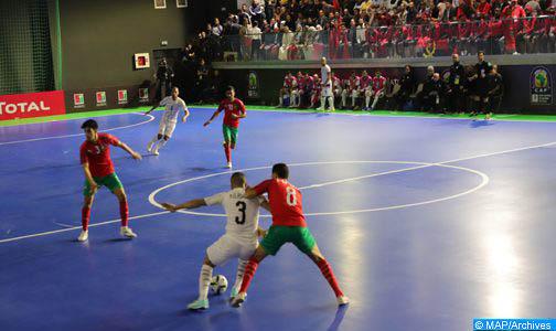 تنظيم يوم دراسي حول استئناف البطولة الوطنية لكرة القدم داخل القاعة بالمعمورة