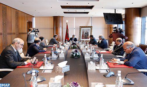 السيد العثماني يؤكد حرص الحكومة على اتخاذ كافة التدابير لتحسين الخدمات الصحية وحماية المواطنين من انتشار فيروس كورونا