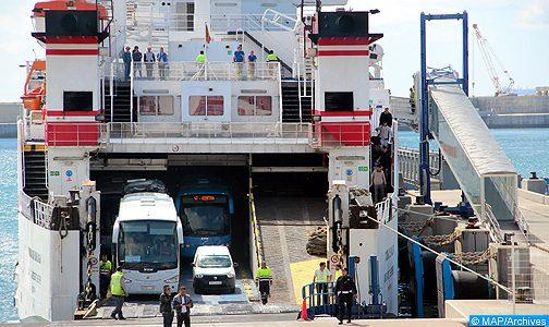 المملكة المغربية تقرر تعليق الرحلات الجوية والنقل البحري للمسافرين من وإلى إسبانيا حتى إشعار آخر
