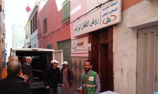 إيواء حوالي 78 شخصا بدون مأوى في آسفي