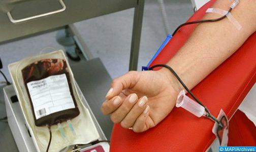 مشاركة مكثفة للمواطنين في حملة التبرع بالدم بالرشيدية