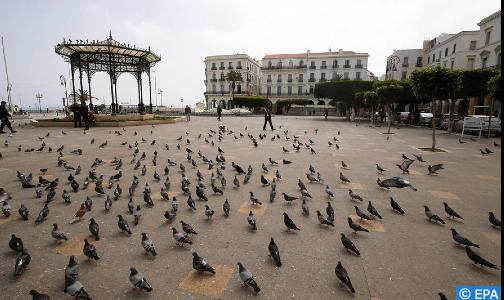 تمديد العمل بنظام الحجر الصحي إلى غاية 13 يونيو بالجزائر