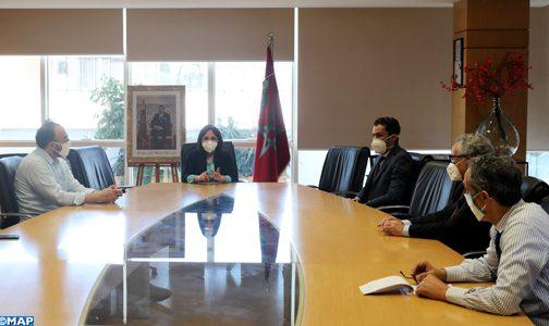 إحداث المجلس الوطني لحقوق الإنسان كرس الانخراط الطوعي والإرادي للمغرب في المنظومة الدولية لحقوق الإنسان (السيدة بوعياش)