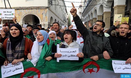 """ائتلاف من الأحزاب الجزائرية يندد ب""""عناد النظام في رفض مسار التغيير الديمقراطي"""""""