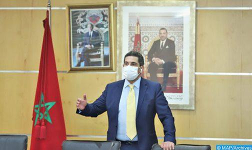 السيد أمزازي: سيتم اللجوء للمنشآت الرياضية لإجراء امتحانات الباكالوريا لضمان احترام التباعد الاجتماعي
