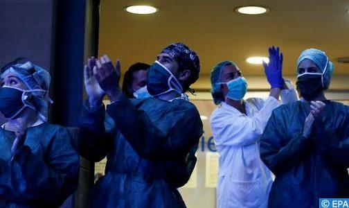كوفيد-19 : حالات الشفاء عبر العالم في أرقام