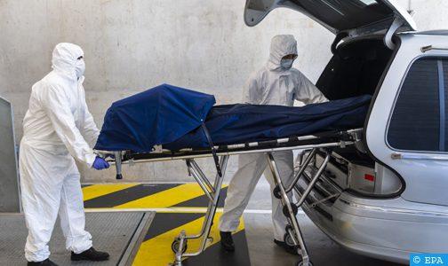 كندا تسجل 96 وفاة جديدة بفيروس كورونا