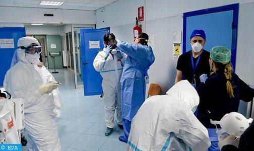 كوفيد-19 : إيطاليا لم تسجل لأول مرة أية حالة وفاة في 11 منطقة مع تراجع الإصابات