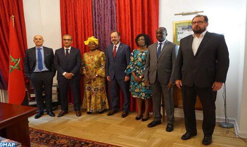 سفراء أفارقة وأوروبيون ببولونيا يشيدون بمبادرة جلالة الملك لفائدة الدول الإفريقية
