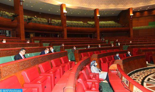مجلس المستشارين يصادق على خطة عمل لفترة ما بعد رفع الحجر الصحي