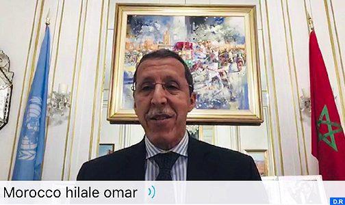 الأمم المتحدة: سفيرا المغرب وسويسرا بنيويورك يطلقان مسلسل تعزيز هيئات معاهدات حقوق الإنسان