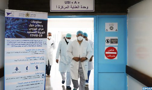 كوفيد 19: تسجيل 13 حالة شفاء و5 حالات إصابة مؤكدة بجهة طنجة-تطوان-الحسيمة