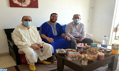 أكثر من 800 أسرة تستفيد من حملة تضامنية للنسيج الجمعوي لمغاربة تونس