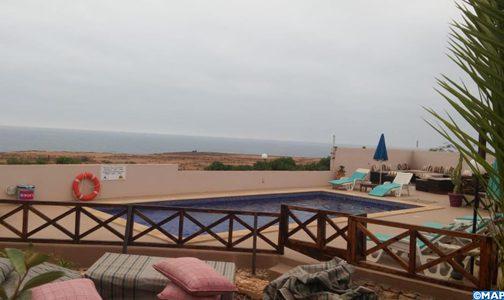 وحدات فندقية بشريط مير اللفت – سيدي إفني : جهوزية تامة وحجوزات مطمئنة