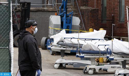 """""""كوفيد -19 """" : روسيا تتخطى سقف 5000 وفاة مقابل تعافي أزيد من 186 ألف شخصا من الفيروس"""