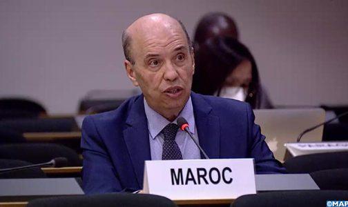 المغرب يؤيد إعادة إطلاق مؤتمر نزع السلاح