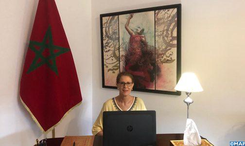 كوفيد 19.. إبراز الحس التضامني للمغرب تجاه إفريقيا خلال ندوة افتراضية في بنما
