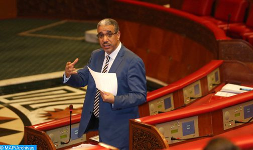 السيد رباح.. تم استثمار 32 مليار درهم على مدى 15 سنة في برنامج تطهير السائل