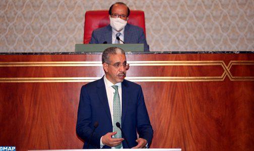 السيد رباح.. حجم استثمارات المكتب الوطني للكهرباء والماء الصالح للشرب ستبلغ 25 مليار درهم في أفق 2023