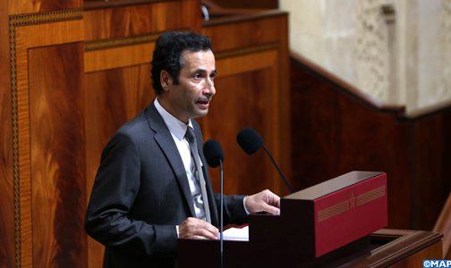 النقاط الرئيسية في عرض السيد بنشعبون لمشروع قانون المالية المعدل للسنة المالية 2020 أمام مجلسي البرلمان